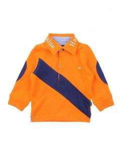 HARMONT&BLAINE Jungen 0-24 monate Poloshirt Farbe Orange Größe 3