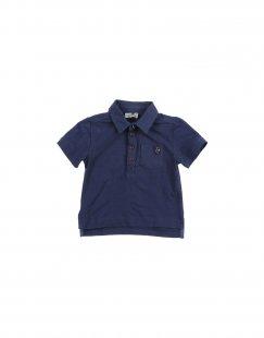 GRANT GARÇON BABY Jungen 0-24 monate Poloshirt Farbe Dunkelblau Größe 3
