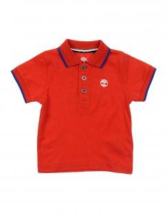 TIMBERLAND Jungen 0-24 monate Poloshirt Farbe Rot Größe 4