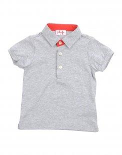 IL GUFO Jungen 0-24 monate Poloshirt Farbe Grau Größe 4