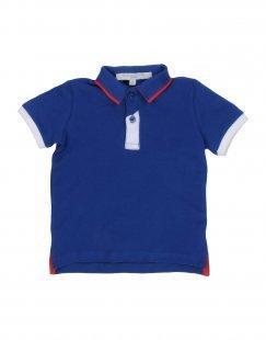 SILVIAN HEACH Jungen 0-24 monate Poloshirt Farbe Blau Größe 4