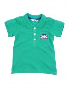 GUESS Jungen 0-24 monate Poloshirt Farbe Grün Größe 6