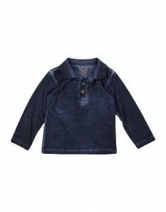 SIVIGLIA Jungen 0-24 monate Poloshirt Farbe Dunkelblau Größe 10