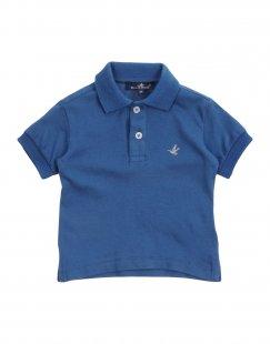 BROOKSFIELD Jungen 0-24 monate Poloshirt Farbe Taubenblau Größe 4