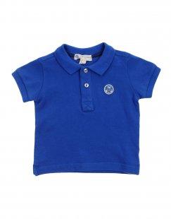 NORTH SAILS Jungen 0-24 monate Poloshirt Farbe Blau Größe 4