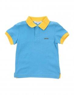 TOYS FRANKIE MORELLO Jungen 0-24 monate Poloshirt Farbe Himmelblau Größe 10