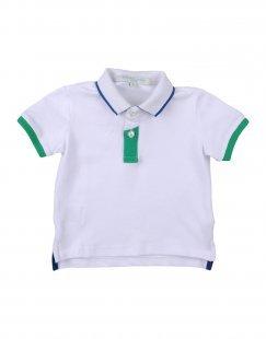 SILVIAN HEACH Jungen 0-24 monate Poloshirt Farbe Weiß Größe 5