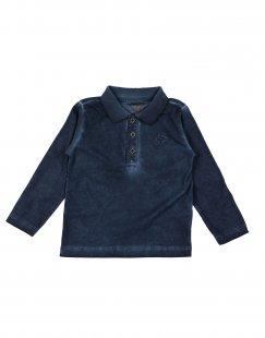 SIVIGLIA Jungen 0-24 monate Poloshirt Farbe Dunkelblau Größe 6