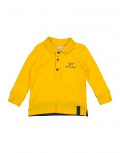 HENRY COTTON´S Jungen 0-24 monate Poloshirt Farbe Gelb Größe 4