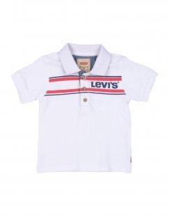 LEVI´S KIDSWEAR Jungen 0-24 monate Poloshirt Farbe Weiß Größe 4
