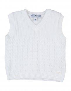 SIMONETTA TINY Mädchen 0-24 monate Pullover Farbe Weiß Größe 5