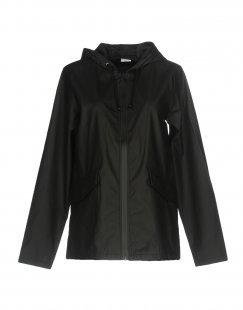 JACQUELINE de YONG Damen Mantel Farbe Schwarz Größe 4