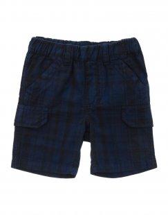 MIRTILLO Jungen 0-24 monate Bermudashorts Farbe Dunkelblau Größe 6