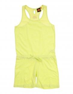 SUNDEK Mädchen 9-16 jahre Kurzer Overall Farbe Gelb Größe 4