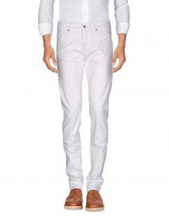 DNM-BRAND Herren Hose Farbe Weiß Größe 2