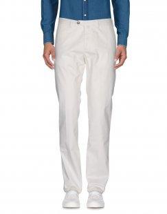 CHINOS & COTTON Herren Hose Farbe Weiß Größe 12