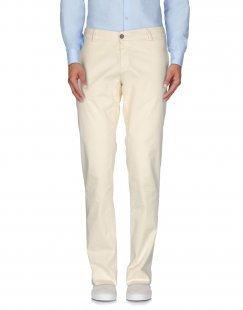 MAISON CLOCHARD Herren Hose Farbe Elfenbein Größe 10