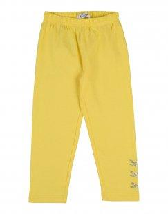GAIALUNA Mädchen 0-24 monate Leggings Farbe Gelb Größe 10