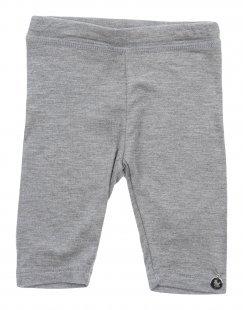 L:Ú L:Ú Mädchen 0-24 monate Leggings Farbe Grau Größe 3