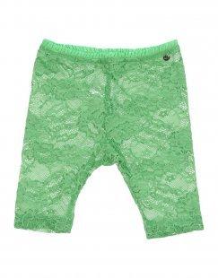 MICROBE Mädchen 0-24 monate Leggings Farbe Grün Größe 10