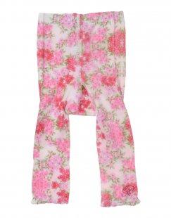 MISS BLUMARINE Mädchen 0-24 monate Leggings Farbe Rosa Größe 10