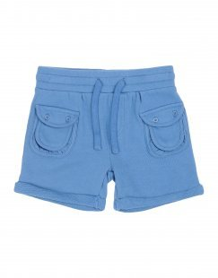 STELLA McCARTNEY KIDS Mädchen 0-24 monate Hose Farbe Blau Größe 3