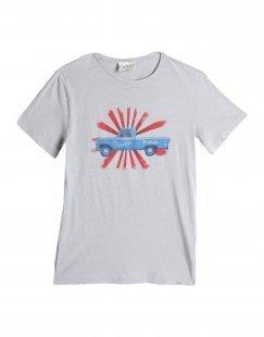 MYTHS Jungen 9-16 jahre T-shirts Farbe Grau Größe 8