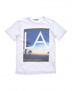 GRANT GARÇON Jungen 9-16 jahre T-shirts Farbe Weiß Größe 2