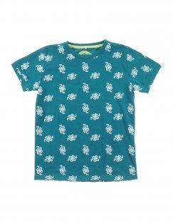 NAME IT® Jungen 9-16 jahre T-shirts Farbe Petroleum Größe 3