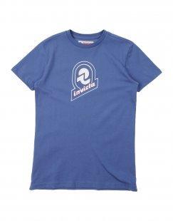 INVICTA Jungen 9-16 jahre T-shirts Farbe Blaugrau Größe 2