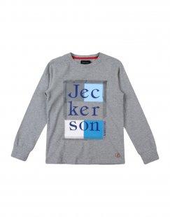 JECKERSON Jungen 9-16 jahre T-shirts Farbe Grau Größe 2