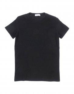 PAOLO PECORA Jungen 9-16 jahre T-shirts Farbe Schwarz Größe 2
