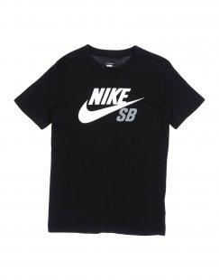 NIKE Jungen 9-16 jahre T-shirts Farbe Schwarz Größe 4