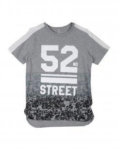 LMTD Jungen 9-16 jahre T-shirts Farbe Grau Größe 7