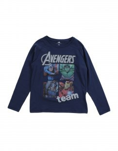 NAME IT® Jungen 9-16 jahre T-shirts Farbe Dunkelblau Größe 3