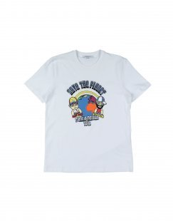 TOYS FRANKIE MORELLO Jungen 9-16 jahre T-shirts Farbe Weiß Größe 4
