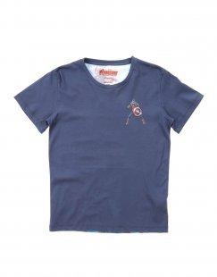 MACCHIA J Jungen 9-16 jahre T-shirts Farbe Dunkelblau Größe 8