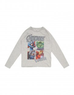 NAME IT® Jungen 9-16 jahre T-shirts Farbe Hellgrau Größe 1