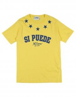 SI PUEDE Mr Corona Jungen 9-16 jahre T-shirts Farbe Gelb Größe 2