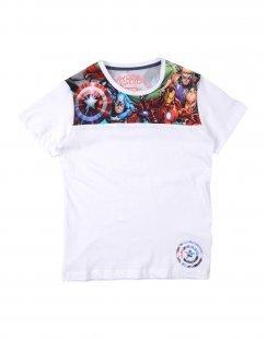 MACCHIA J Jungen 9-16 jahre T-shirts Farbe Weiß Größe 8