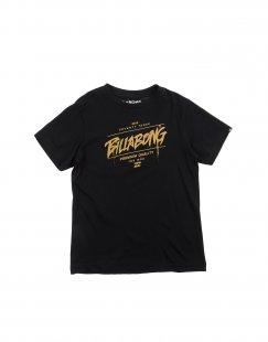 BILLABONG Jungen 9-16 jahre T-shirts Farbe Schwarz Größe 4
