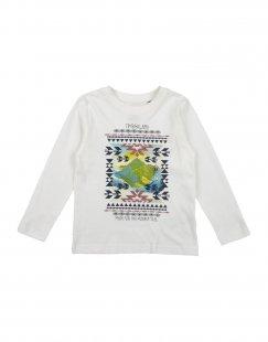 TIMBERLAND Jungen 3-8 jahre T-shirts Farbe Weiß Größe 3