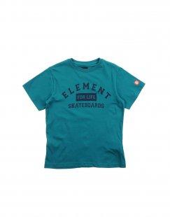 ELEMENT Jungen 3-8 jahre T-shirts Farbe Petroleum Größe 6