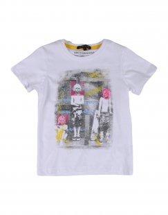HEACH JUNIOR by SILVIAN HEACH Jungen 3-8 jahre T-shirts Farbe Weiß Größe 3