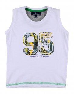 HARMONT&BLAINE Jungen 3-8 jahre T-shirts Farbe Weiß Größe 2