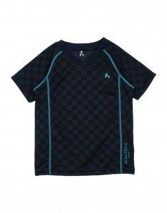 PLAYTECH by NAME IT® Jungen 3-8 jahre T-shirts Farbe Dunkelblau Größe 4