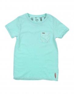 SCOTCH & SHRUNK Jungen 3-8 jahre T-shirts Farbe Tūrkis Größe 4
