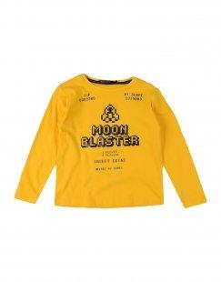 HEACH JUNIOR by SILVIAN HEACH Jungen 3-8 jahre T-shirts Farbe Gelb Größe 5