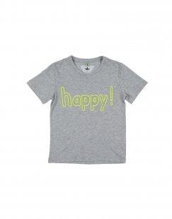 MACCHIA J Jungen 3-8 jahre T-shirts Farbe Grau Größe 2