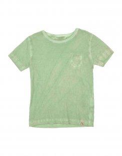 MYTHS Kids Jungen 3-8 jahre T-shirts Farbe Säuregrün Größe 6